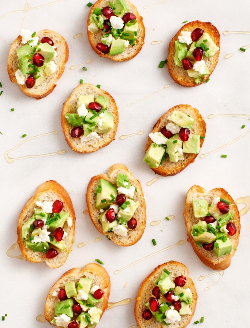 Christmas Party Hors D Oeuvres Ideas Part - 26: Camille Styles