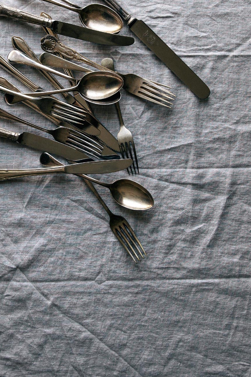mix and match silverware