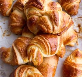 Easy Homemade Extra Flaky Croissants