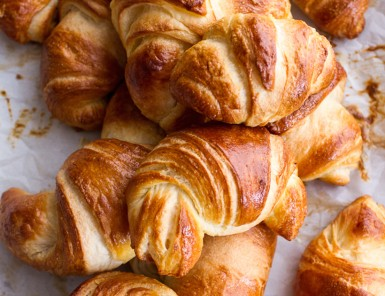 Easy Homemade Extra Flaky Croissants