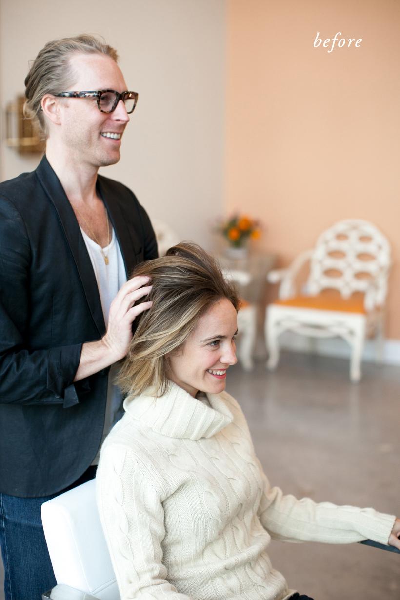 Rich Gloss Hair Tutorial | Camille Styles