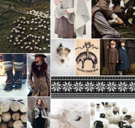 Sheep Inspiration Board