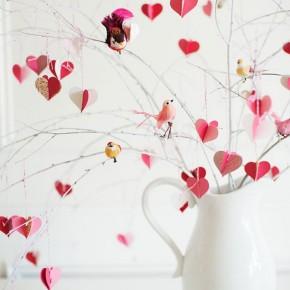 Valentine Branch Tree