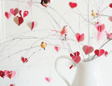 Valentine Branch Tree