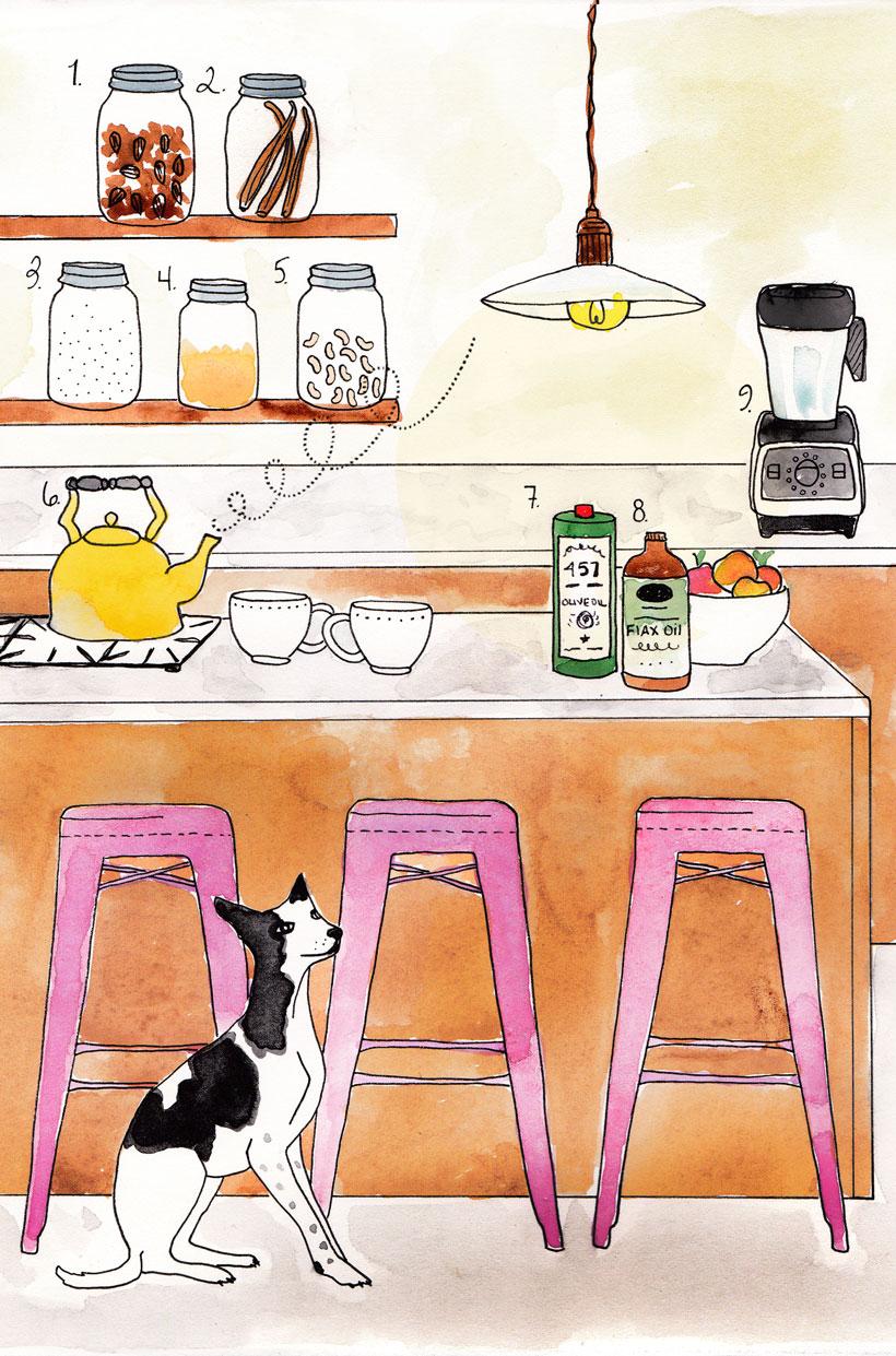 Amy Chaplin's Kitchen