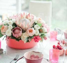 Think Pink Valentine's Day Brunch