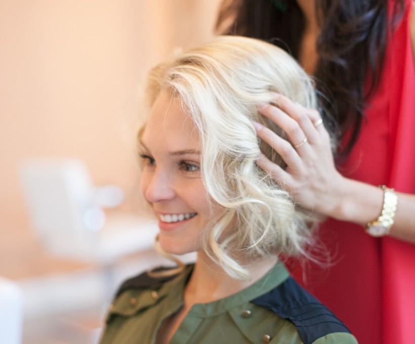 The No Commitment Cut Hair Tutorial