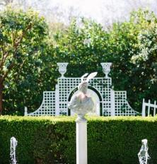 easter party garden