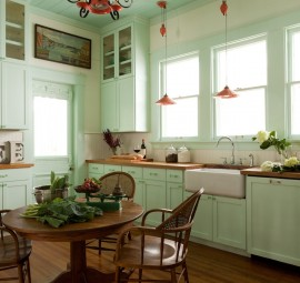 mint kitchen
