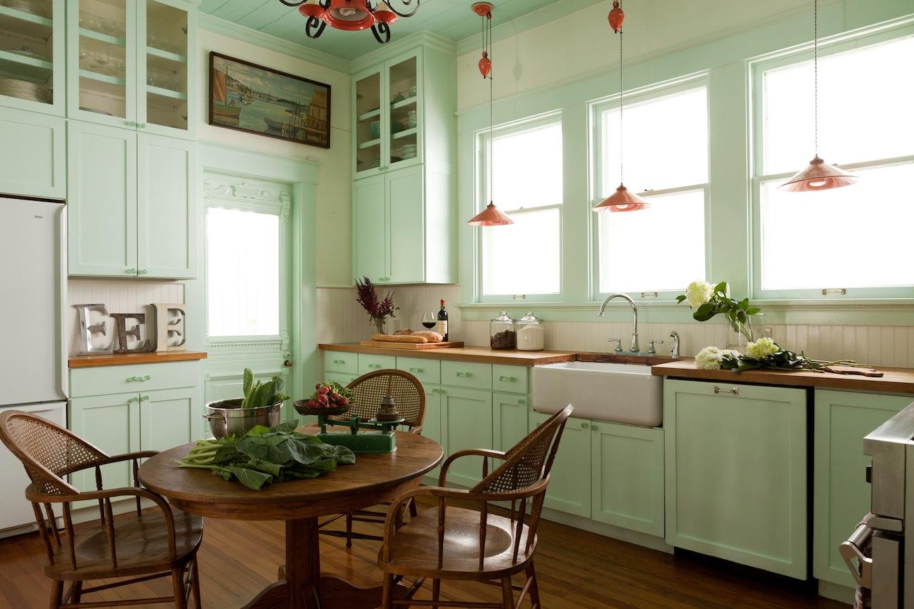 Exceptionnel Mint Kitchen