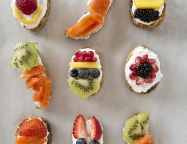 Easter Egg Pancakes - Kids Recipes