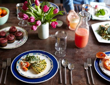 A Modern Easter Brunch | Camille Styles