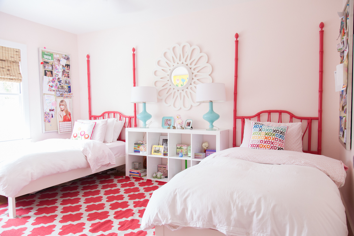 colorful kids' room