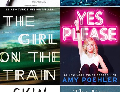 Best New Books March 2015