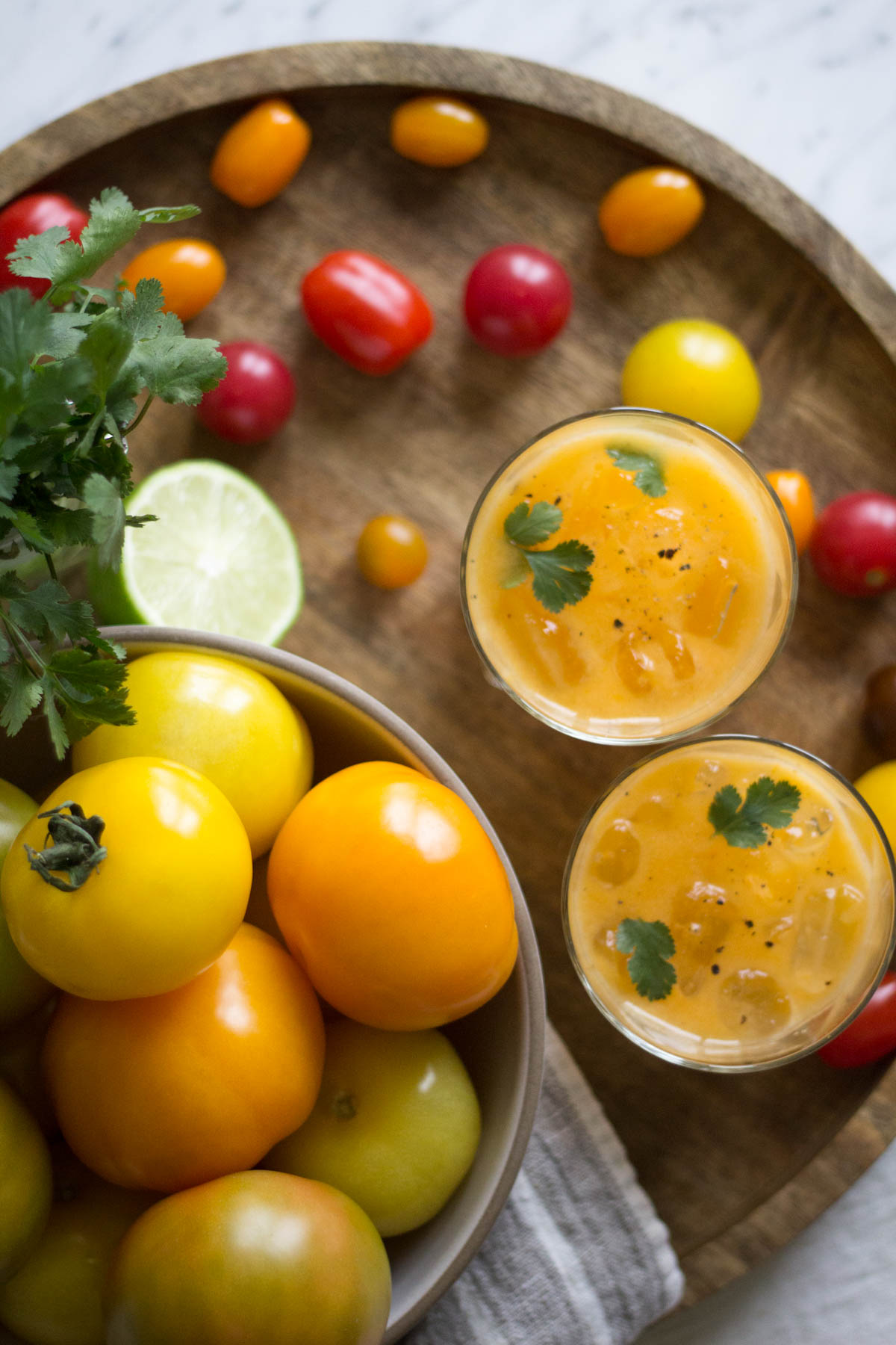 Heirloom Tomato Bloody Mary / 10 Best Cinco De Mayo Cocktails