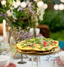Bohemian Picnic Omelette