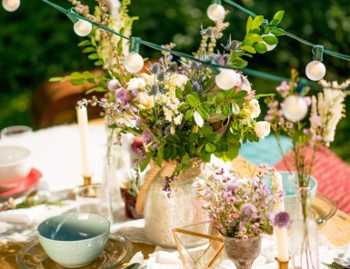 Bohemian Table Overview