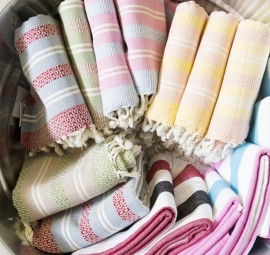 Loomed NOLA Turkish towels