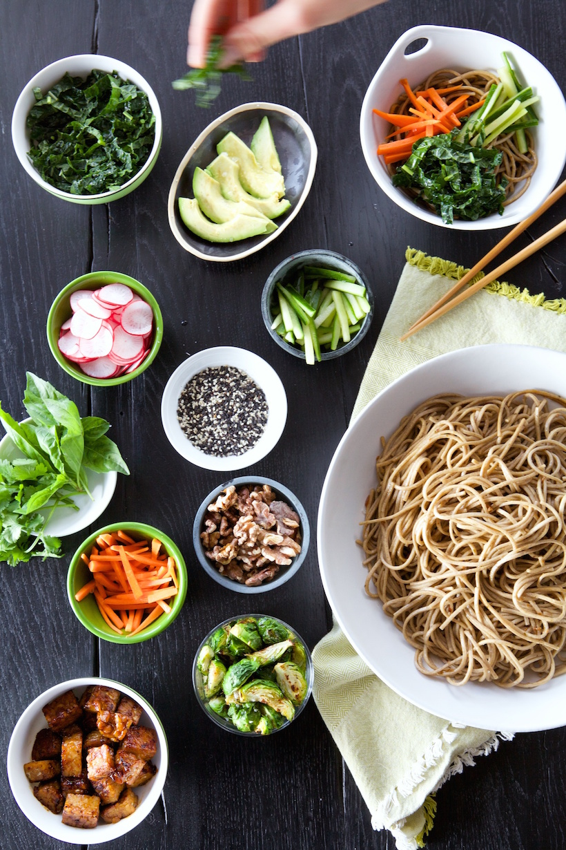 Soba Noodle Bowl Recipe