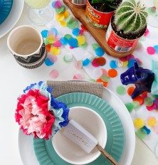 Fiesta Table Settings