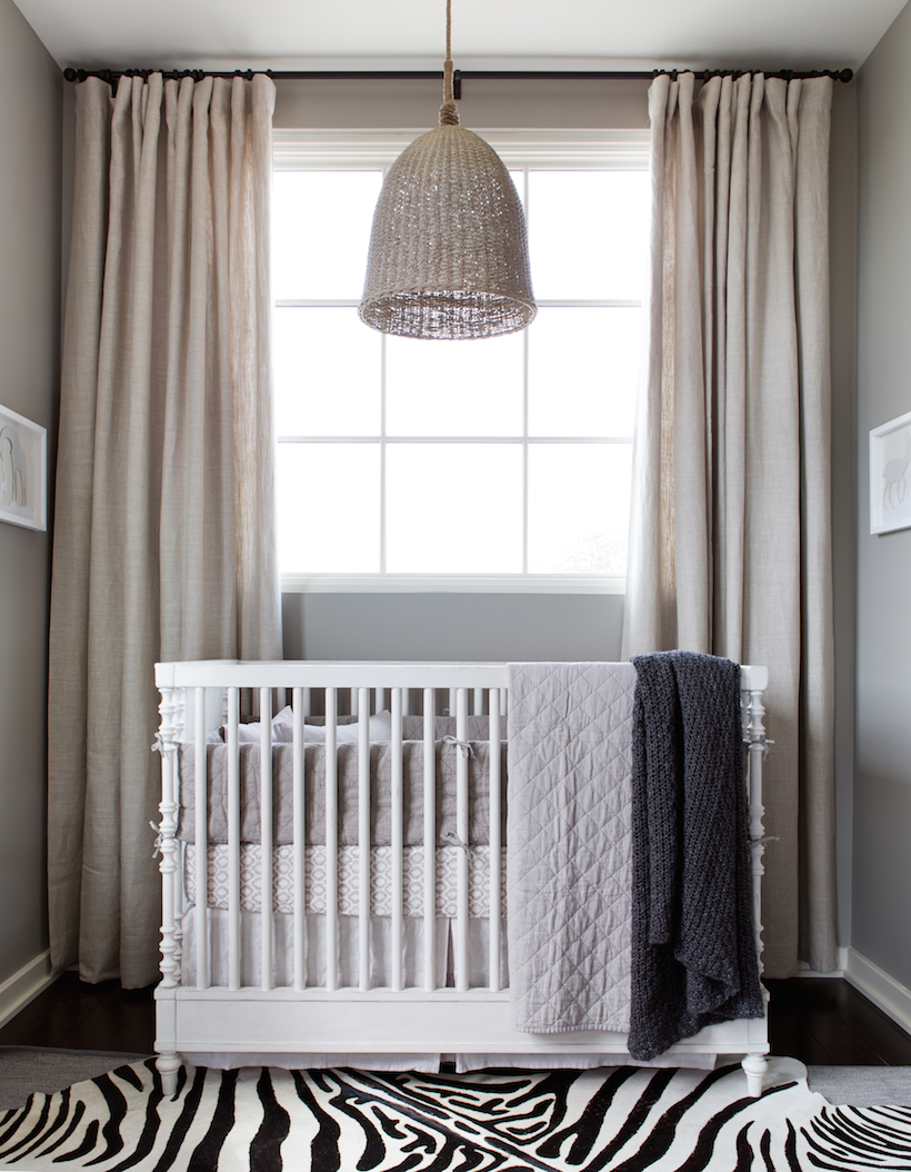 Baby Boy Nursery Tour: The Nursery Reveal!