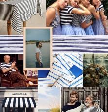 Stripes Inspiration Board
