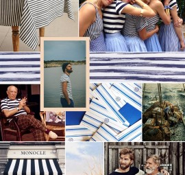 Stripes Inspiration Board