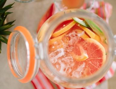 Grapefruit Jalapeno Margarita Recipe