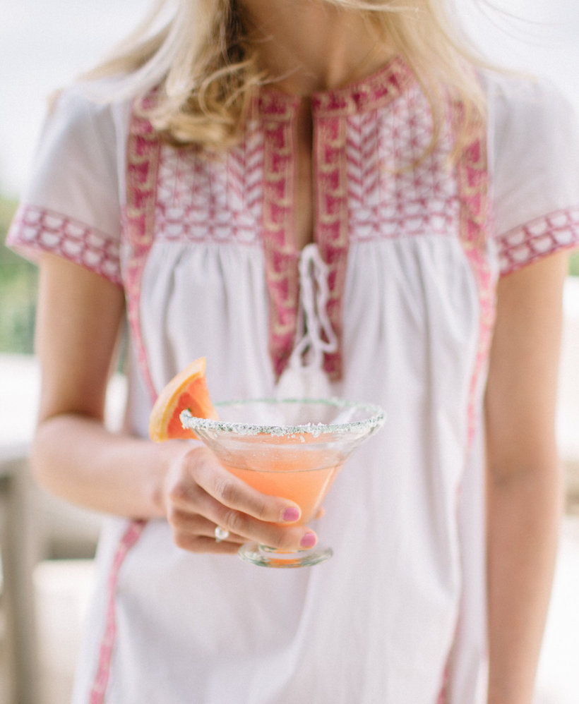Grapefruit Jalapeno Margarita Recipe