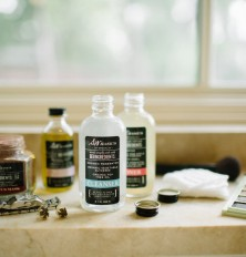 S.W. Basics Organic Skincare products