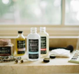 S.W. Basics Organic Skincare products