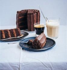 Chocolate and Espresso Cake / 10 Best Birthday Cakes
