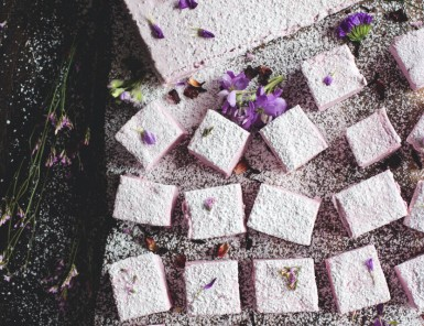 Hibiscus Marshmallow Recipe