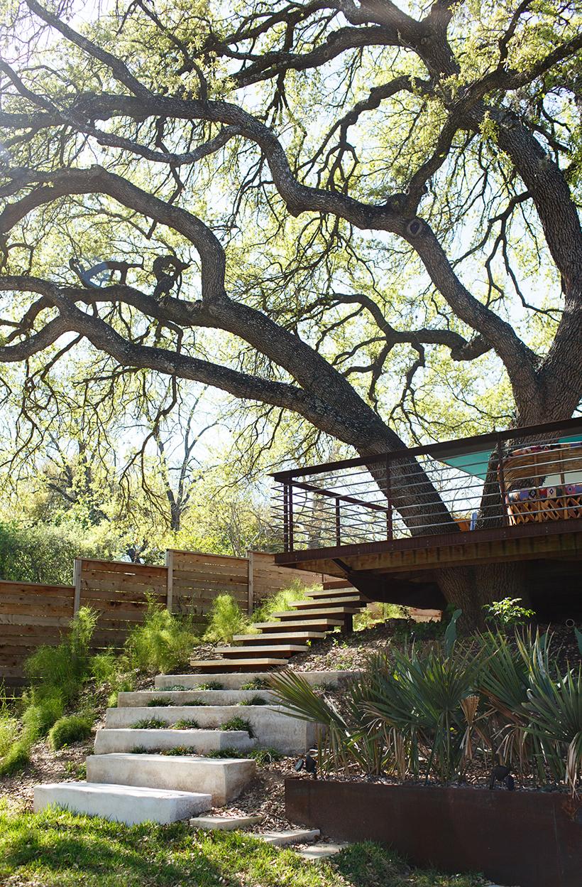Modern Backyard Landscaping | Camille Styles
