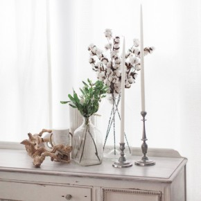 Side Table Accents for Whimsical Spring Table