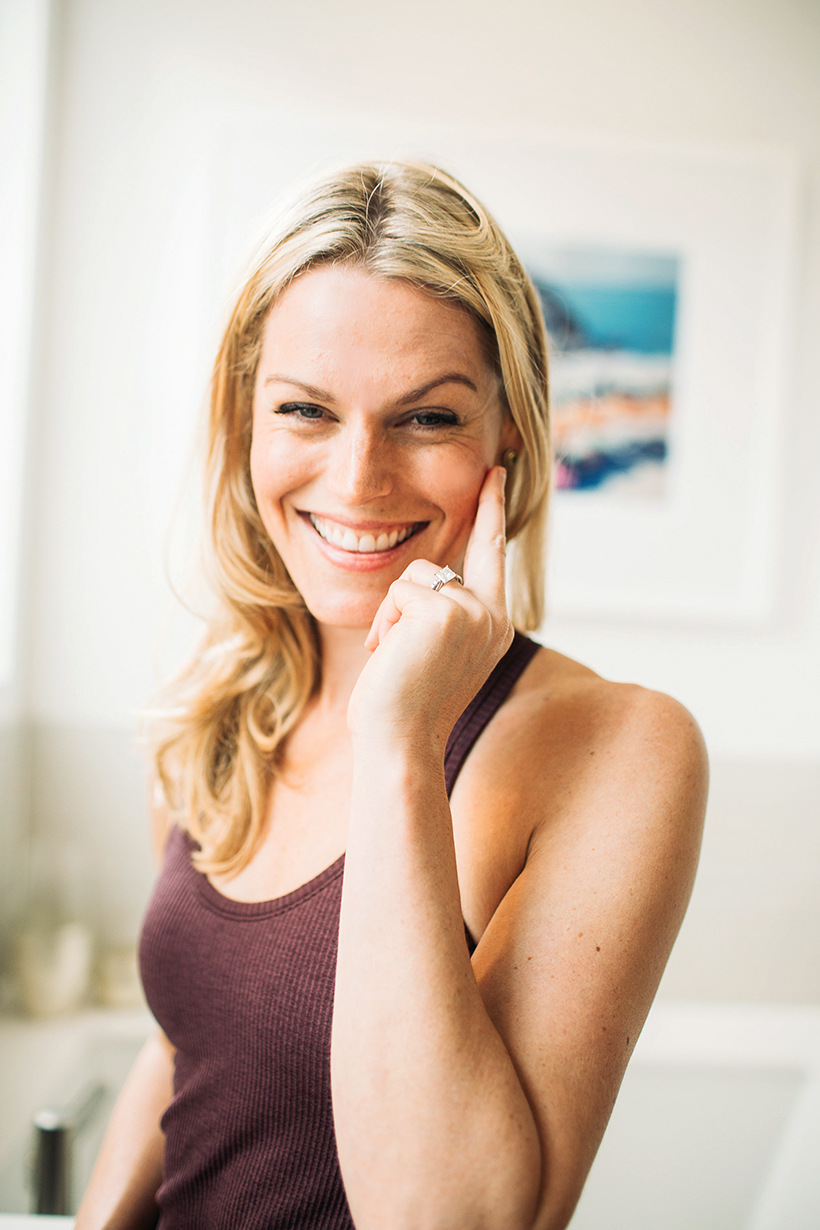 Marnie Duncan Post Workout Beauty | Camille Styles