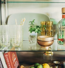 View More: http://katezimmermanpictures.pass.us/bar-cart
