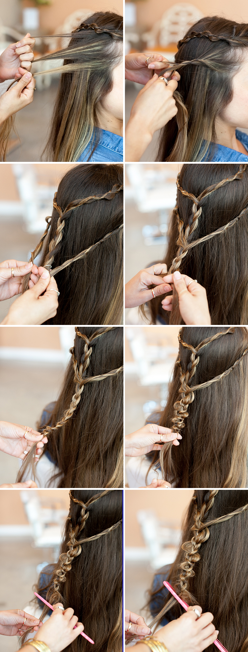 Game Of Thrones Inspired Braid Camille Styles