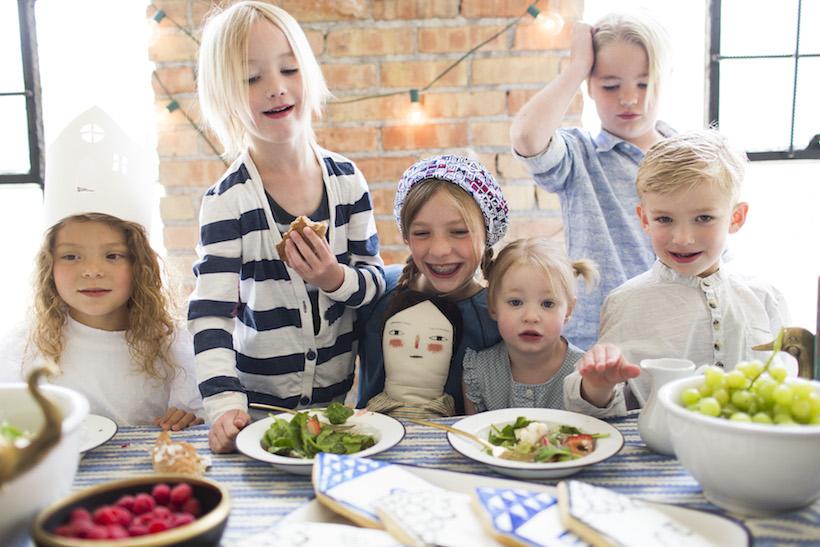 children party // mer mag