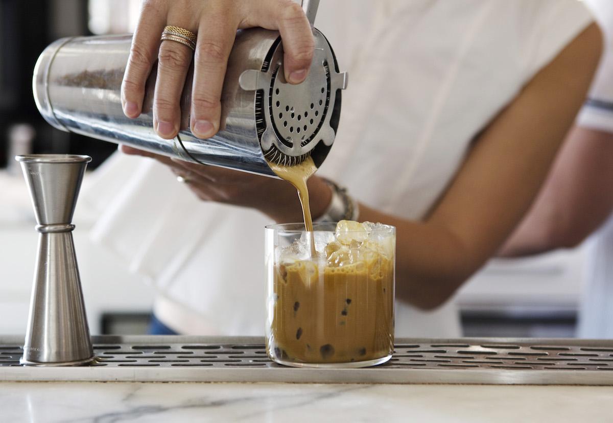 Homemade Iced Coffee | Golden Eye Iced Coffee Recipe