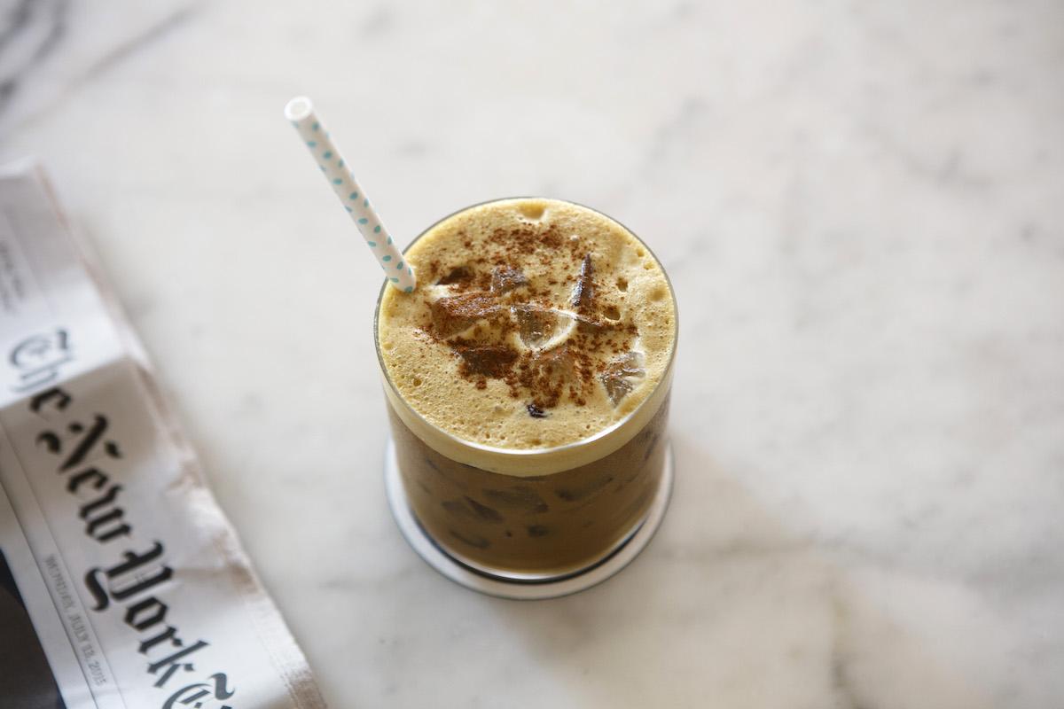 Homemade Iced Coffee | Golden Milk | Golden Eye Iced Coffee Recipe