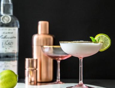 Slushy Coconut Lime Margarita