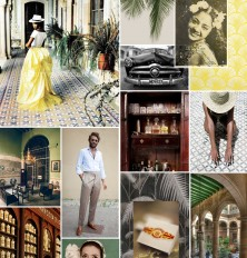 Old Havana Inspiration Board | Camille Styles