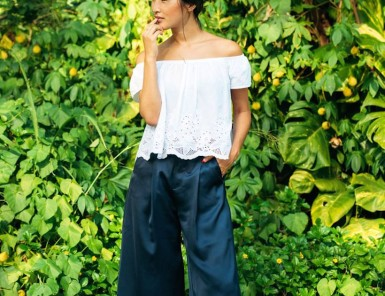 Culottes // Summer Trends