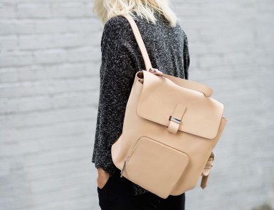 Whistles Portland Backpack | Street Style