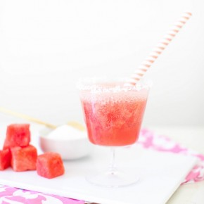 salted watermelon slush