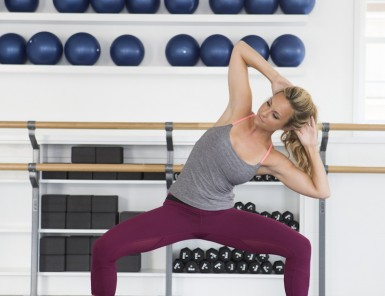 5 moves for a tighter tummy