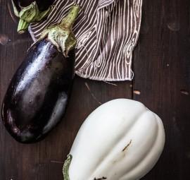 Smoked Eggplant // Camille Styles