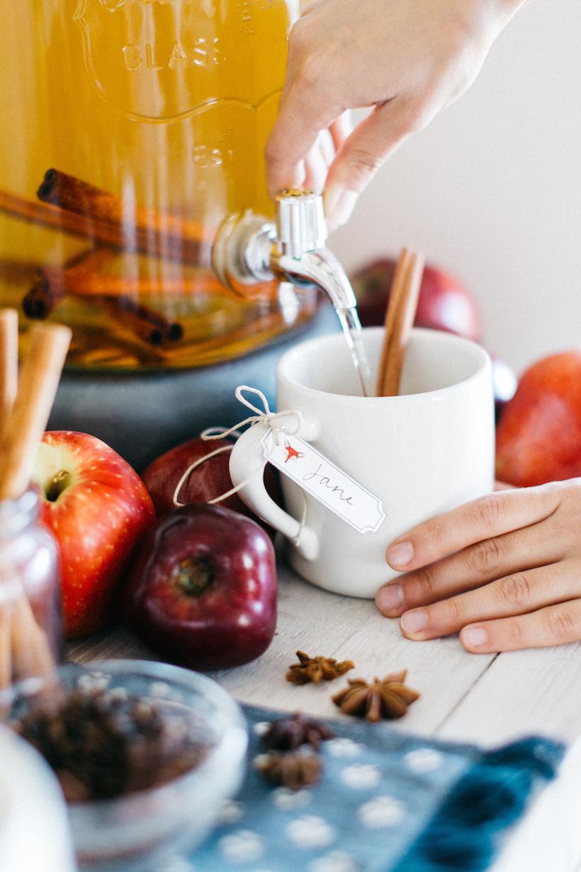mug tags for apple cider