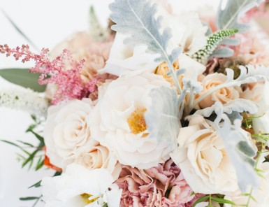 Baby Shower Flower Arrangements | Wiley Valentine Baby Shower | Fig & Olive